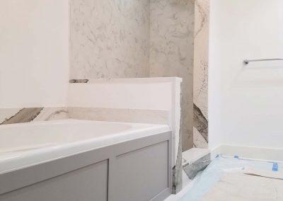 Bathroom Remodel In Progress 12
