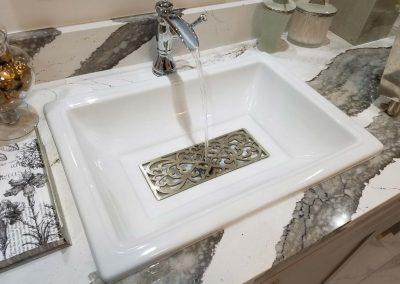 Bathroom Remodel In Progress 14
