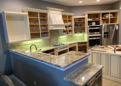 kitchen remodel small