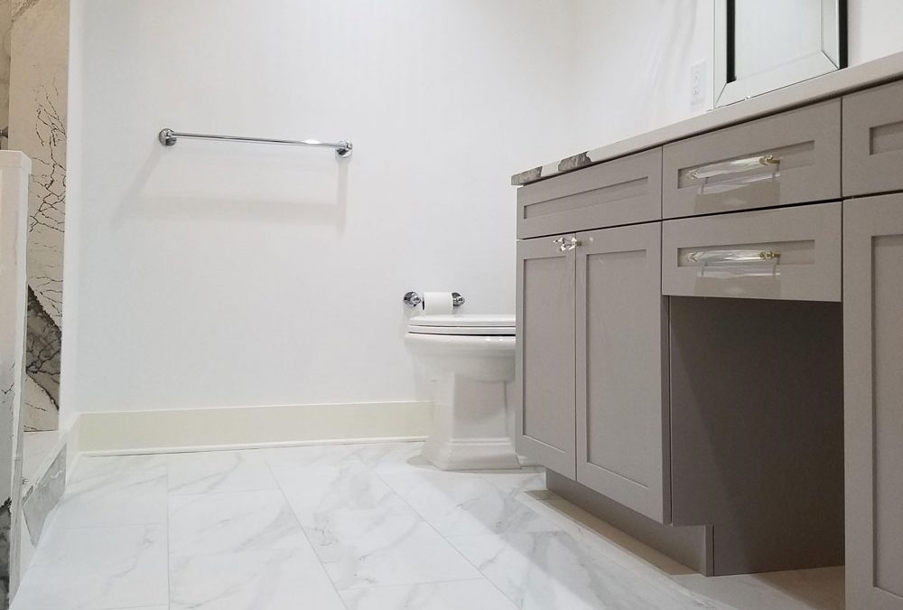 Sarasota Main Street Bathroom