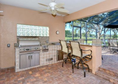 outdoor kitchen lakewood ranch