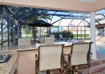outdoor kitchen build sarasota