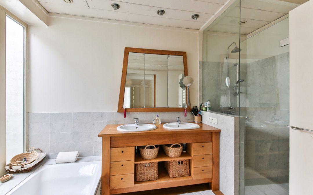 Design Ideas for Small Bathroom Spaces