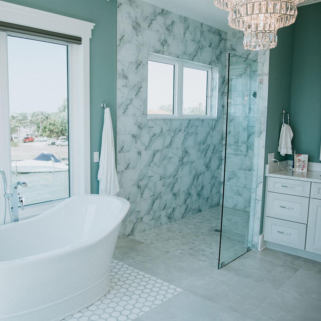 bathroom design Sarasota