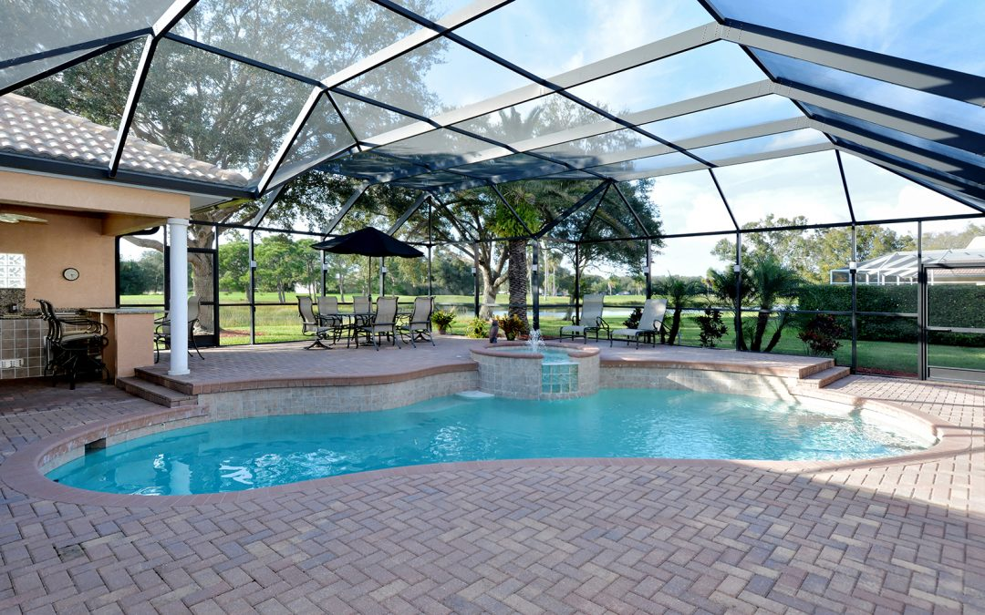 Adding a Saltwater Pool to Your Outdoor Space